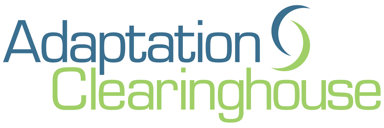Georgetown Climate Center's Adaptation Clearinghouse logo