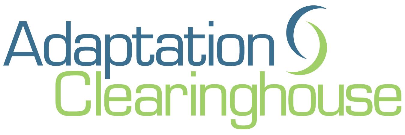 Adaptation Clearinghouse Logo