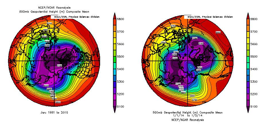 Polar Vortex | U S  Climate Resilience Toolkit