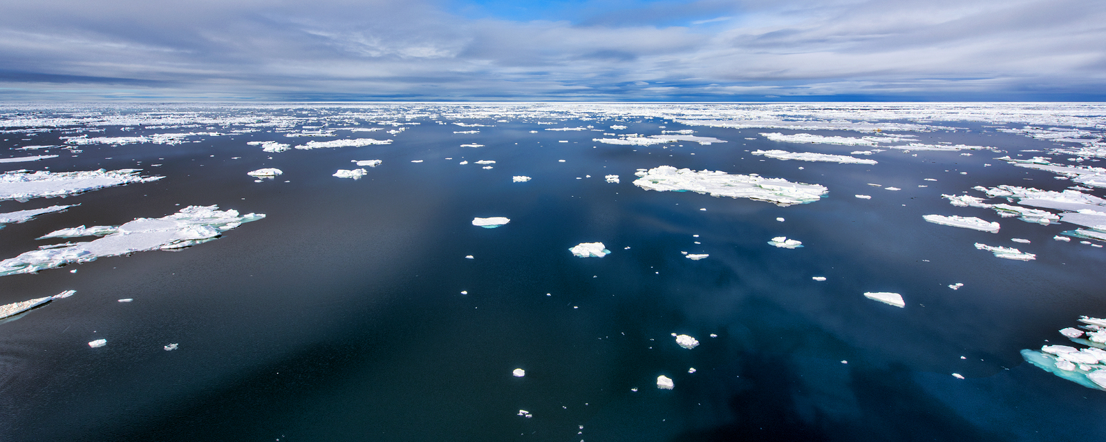 Water flowing into the Arctic Ocean is 'warmest it's been for more ...