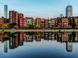 Boston city-scape