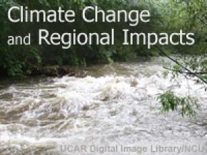 Promo image for the course Climate Change and Regional Impacts