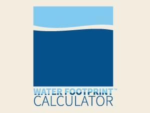 Logo for Water Footprint Calculator