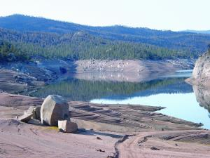 Cheesman Reservoir near Denver