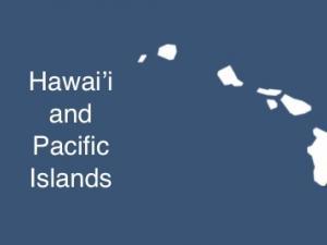 Map of Hawai'i
