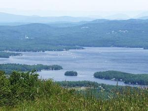 Photo of Lake Sunapee, NH