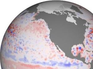 Promo image for the course NOAA Data in the Classroom (NODE)—Sea Level Module