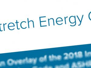 Screen capture from the NYStretch Energy Code
