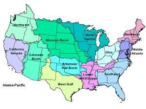 River Forecast Centers