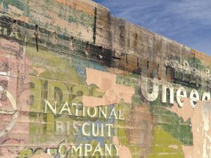 A wall in San Angelo, Texas