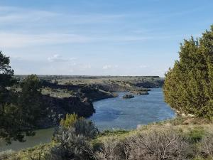 Upper Snake River at Massacre Rocks