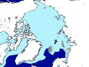 Screen capture from Atlas of the Cryosphere
