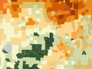 Screenshot from BioFuels Atlas