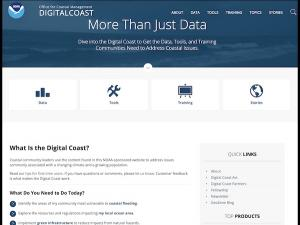 Digital Coast Webpage