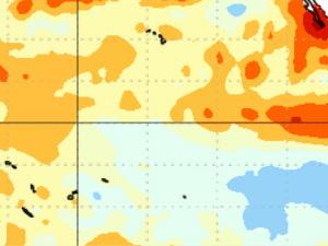 Screen capture from the El Niño-Southern Oscillation (ENSO) Diagnostics Discussion