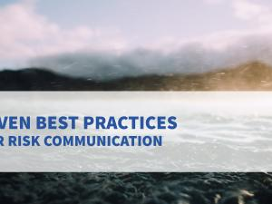 Promo image for the Seven Best Practices training module