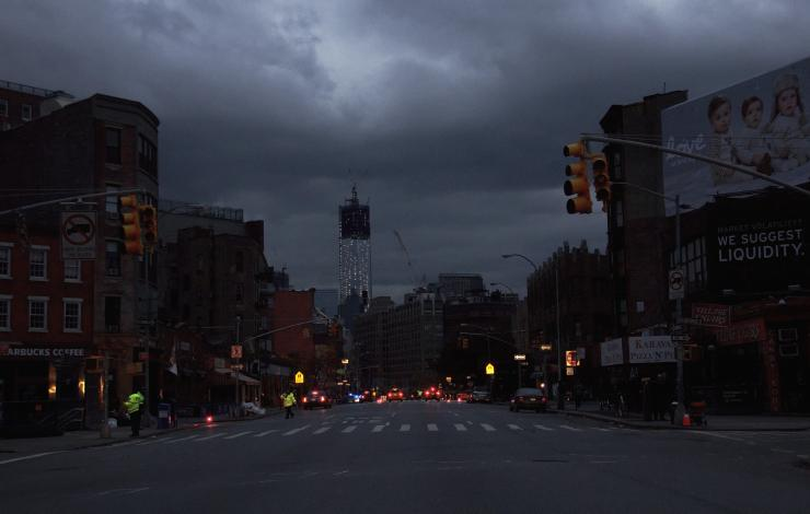 Blackout in New York