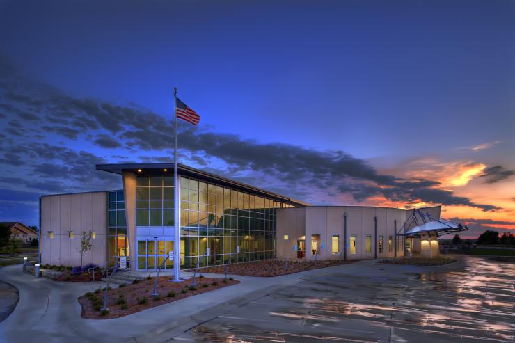 Kiowa County Memorial Hospital