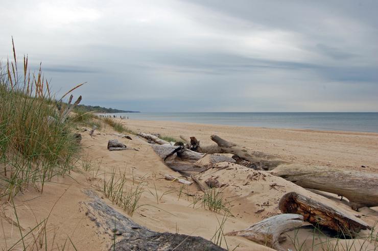 Silver Beach  St Joseph, Michigan