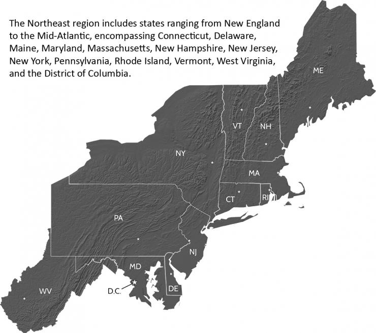 Northeast US Climate Resilience Toolkit