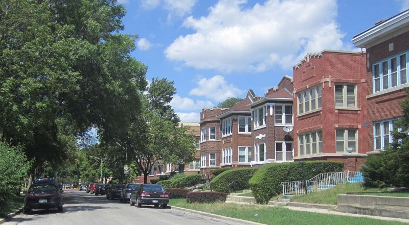 Auburn Gresham two flats