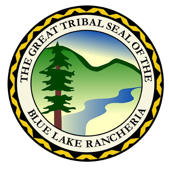 Blue Lake Rancheria Tribal Seal