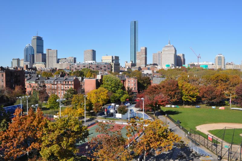 Boston's South End Neighborhood
