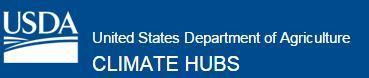 USDA Climate Hubs Logo