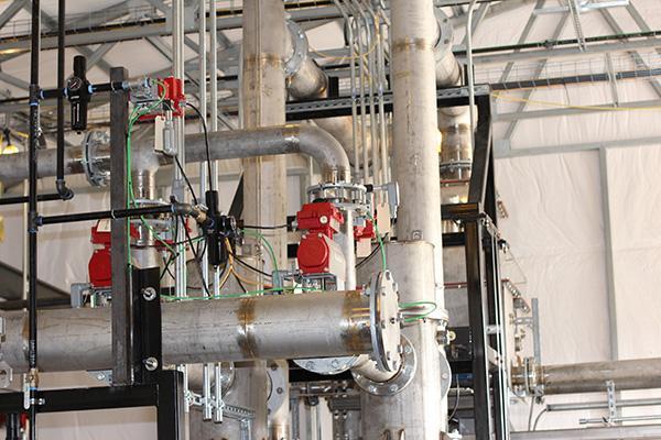 Biomass Gasifier Detail