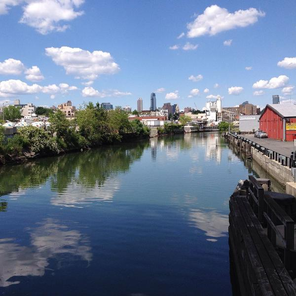Gowanus Canal, New York City