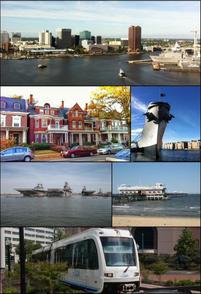 Montage of photos from Norfolk