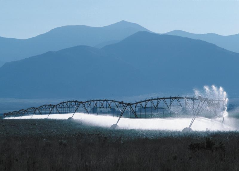 Efficient Irrigation Systems