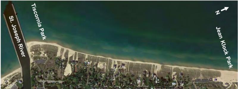 Figure 2: 2016 Area 1 Aerial