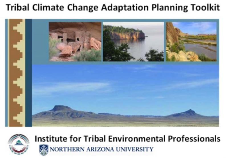 Tribal Climate Change Adaptation Planning Toolkit