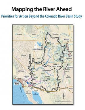 Cover of the Mapping the River Ahead report