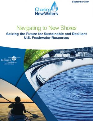 Cover of the Navigating to New Shores report