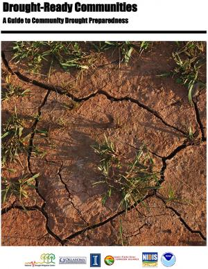 Cover of the Drought-Ready Communities report