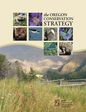 Cover of the Oregon Conservation Strategy