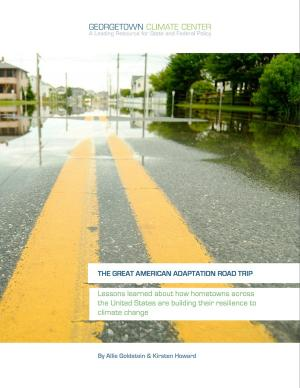 Cover of The Great American Adaptation Road Trip