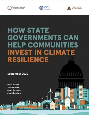 Screen capture of Report cover
