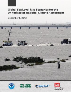 Cover of the Global Sea Level Rise Scenarios report