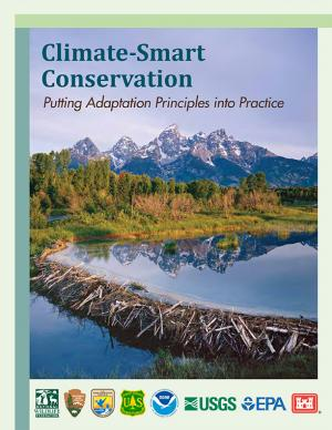Cover of the Climate-Smart Conservation report