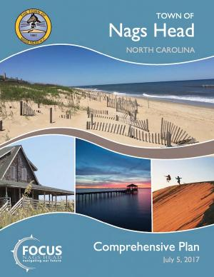 Cover of Nags Head Comprehensive Plan