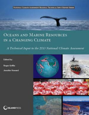 Cover of the Oceans and Marine Resources report