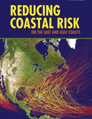 Cover of the Reducing Coastal Risk report