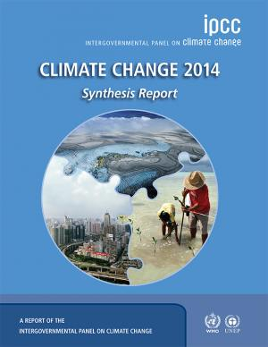 Cover of the IPCC Climate Change 2014 Synthesis Report