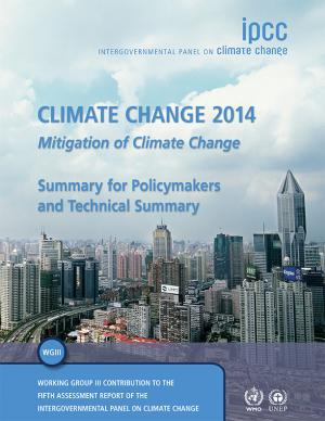Cover of the IPCC Climate Change 2014 report