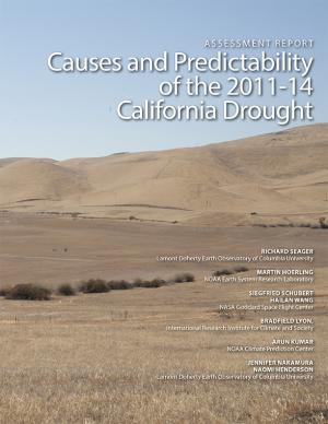 Cover of Causes and Predictability of the 2011-14 California Drought report