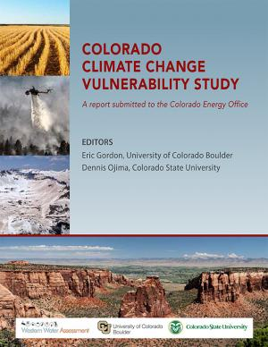 Cover of the Colorado Climate Change Vulnerability Study