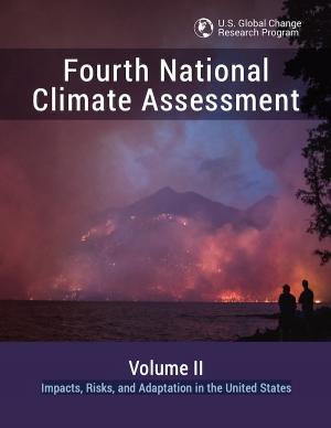 Cover of Fourth National Climate Assessment Volume II report